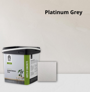 Betonoptik Farbe - Perfektes Boden und Wanddesign