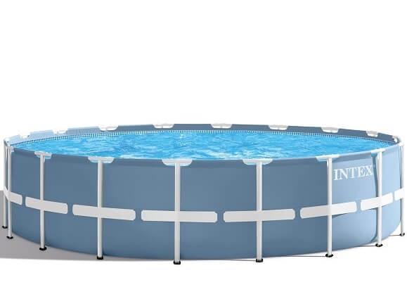 Genießen Sie zu Hause mit Intex Pool!