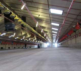 Ein Gussböden für wunderschöne Interieure für Ihre Industrie!
